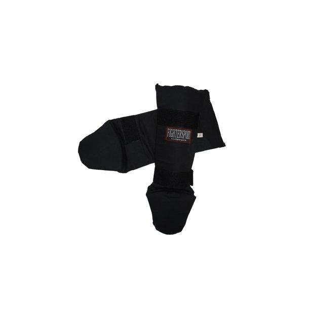 Fightersport Skinneben/vristbeskytter